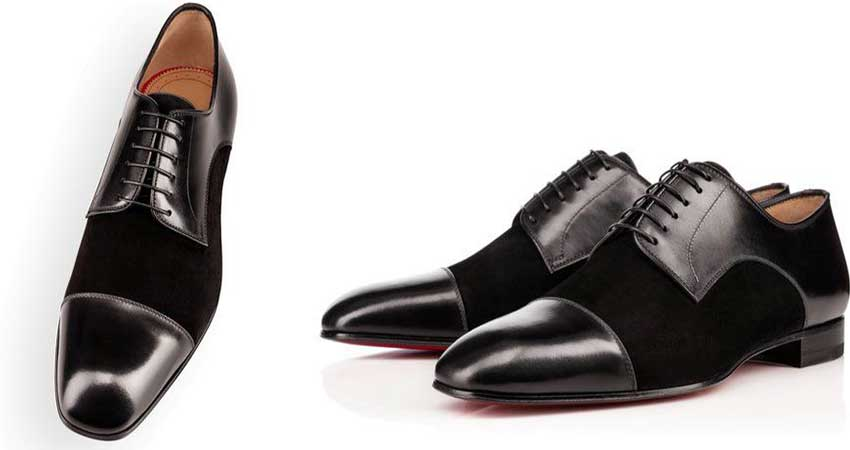 trendy groom footwear styles 13