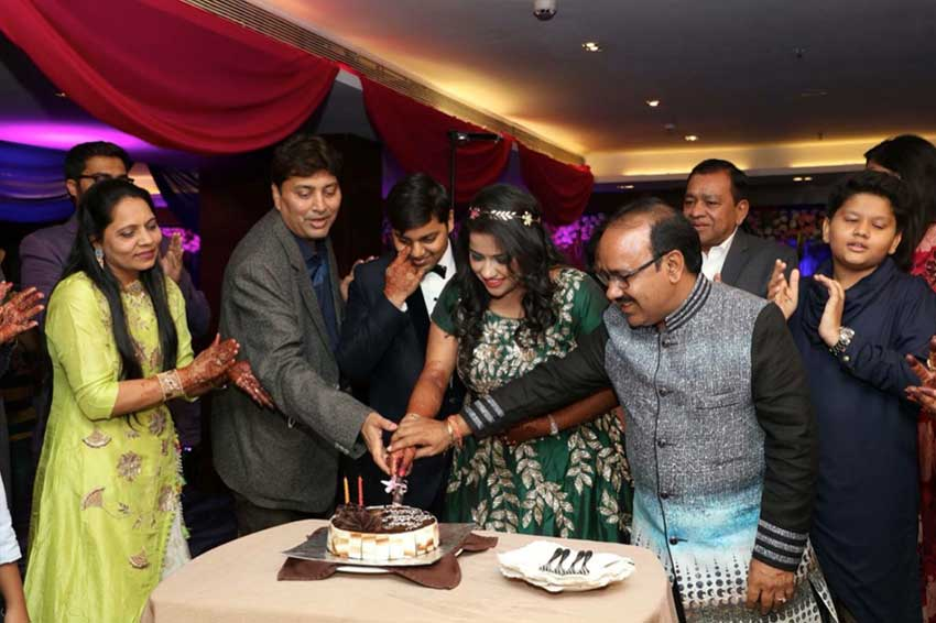 Wedding Celebrations of Kamesh & Varsha 16