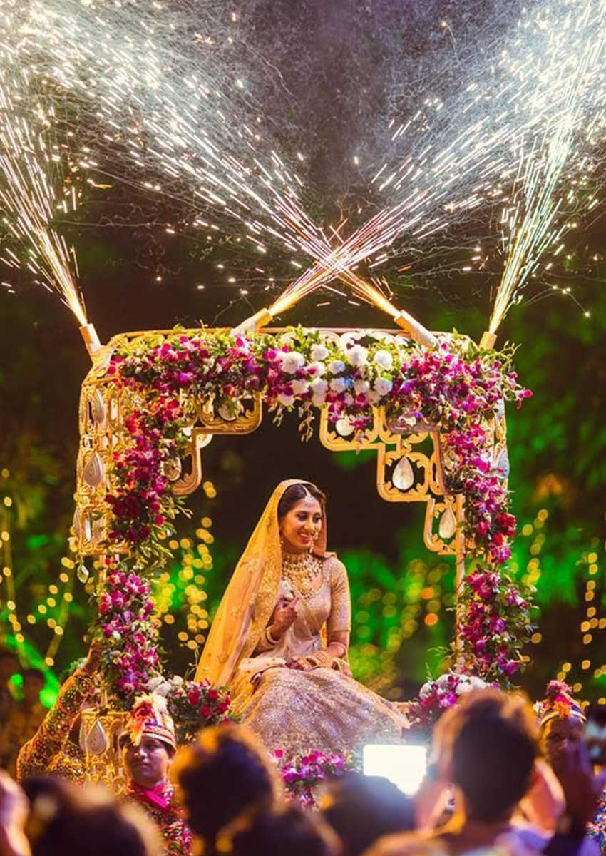 Bridal Entry Ideas 6