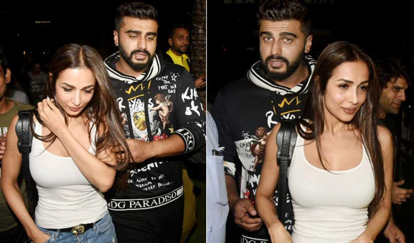 Malaika Arora and Arjun Kapoor Wedding (2)
