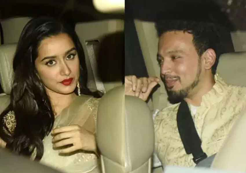 Rohan Shrestha and Shraddha Kapoor Wedding (2)