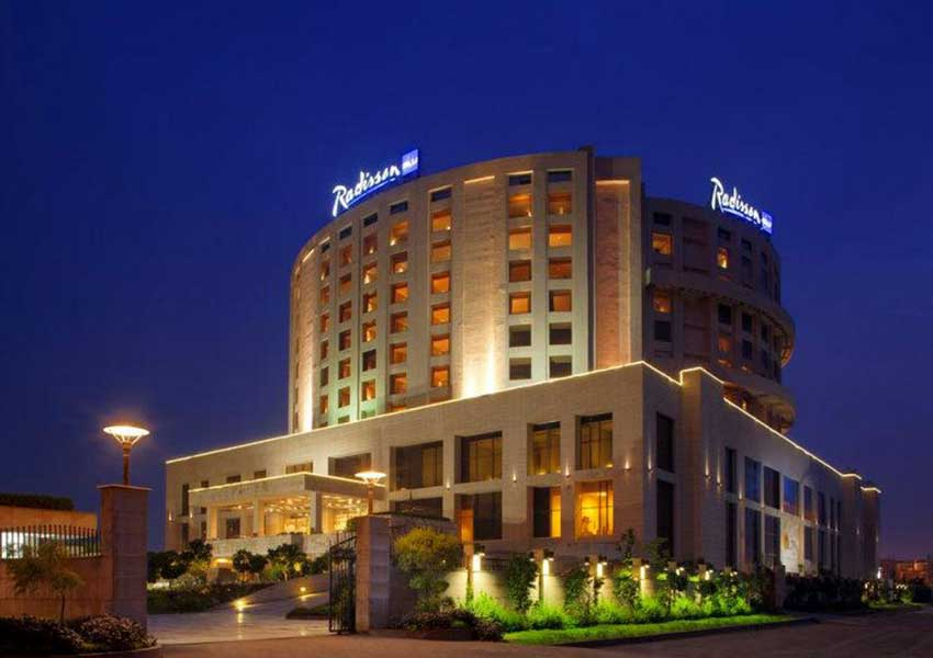 Four Points by Sheraton Hotel (2)